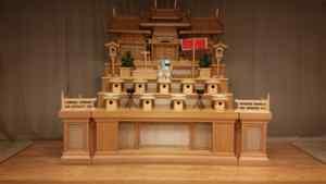 大和斎場 神式祭壇